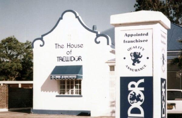 House of trellidor 1976