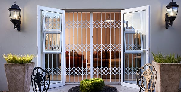 Sliding Security Doors & Gates