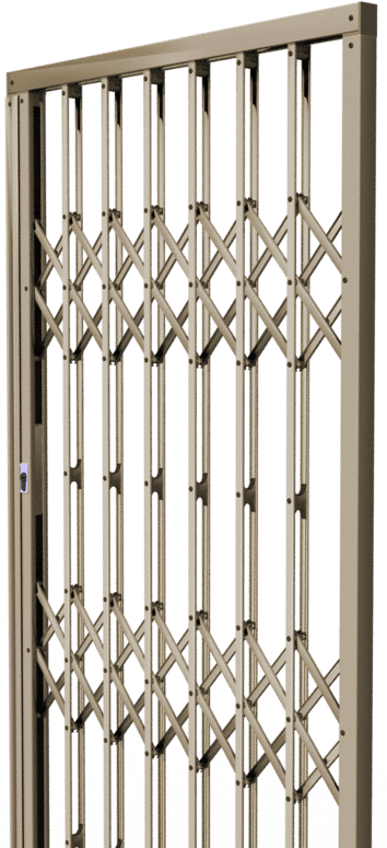 Sand Coloured Gate