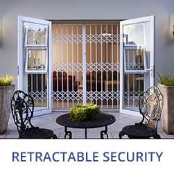 Trellidor Retractable Security