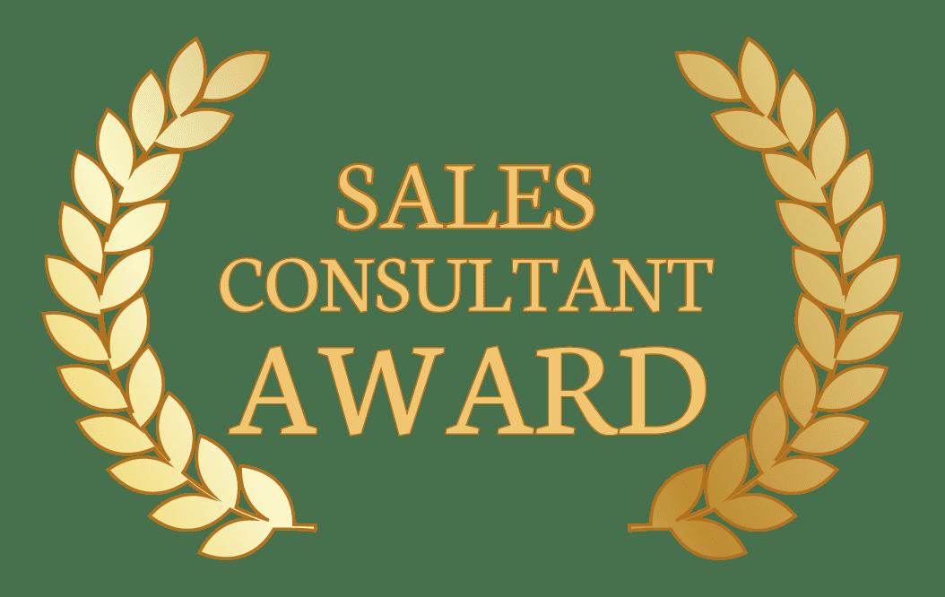 Sales Consultant Award