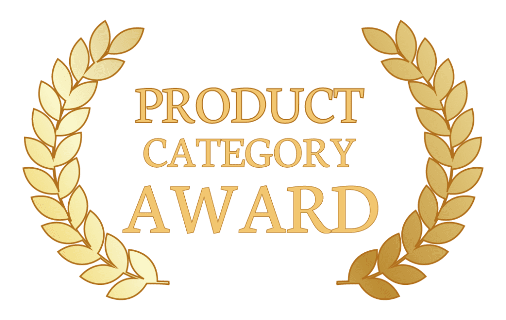 Product Category Award