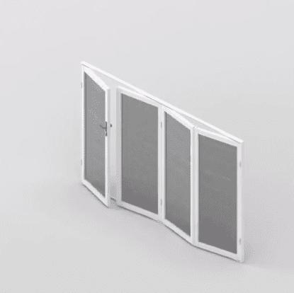 Clear Guard Bi Fold Four sides
