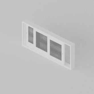 Clear Guard bifold 3 panels