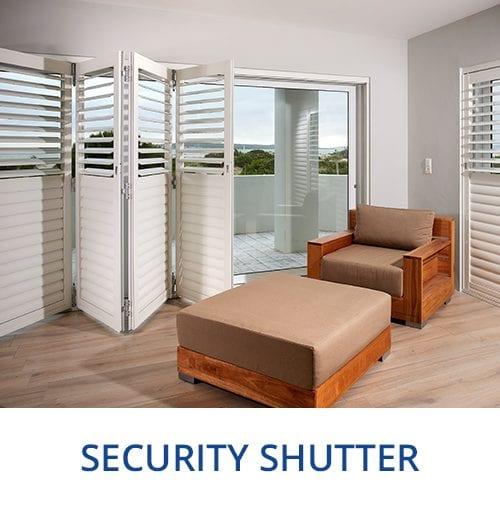Security Shutter Image AR